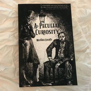 YA Novel: A Peculiar Curiosity